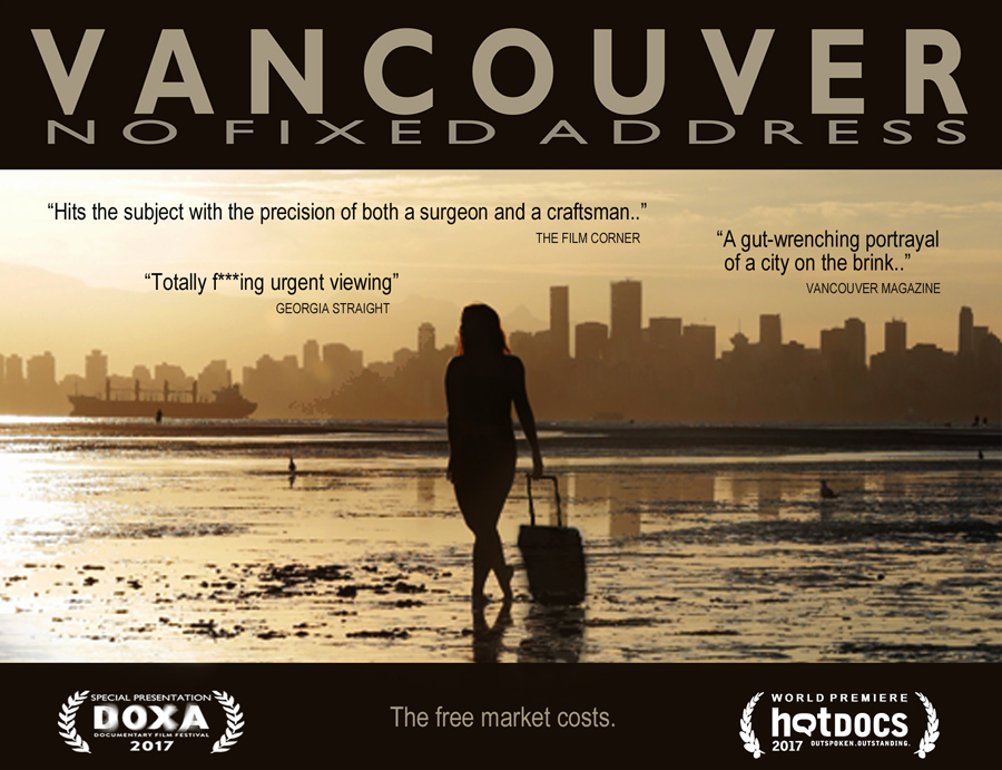 Vancouver No Fixed Address 2017 Hotdocs